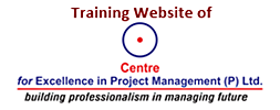 Training website of CEPM Pvt. Ltd.